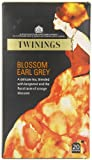 Twinings Blossom Earl Grey 20's (Pack of 4, Total 80 Tea Bags)