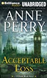 Acceptable Loss (William Monk Series)