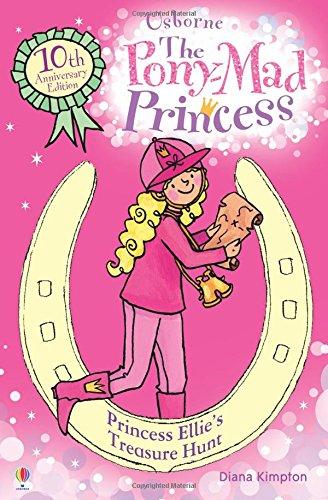 Princess Ellie's Treasure Hunt (Pony Mad Princess)