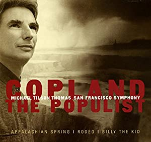 Populist: Suite Billy Kid / Appalachian / Rodeo