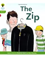 Oxford Reading Tree: Level 2: Floppy's Phonics Fiction: The Zip