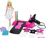 Toy - Mattel CMM85 - Barbie Airbrush Designer und Puppe