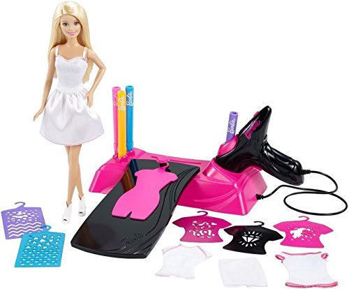 Barbie CMM85 - Look Colorato
