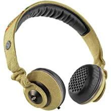 House Of Marley - Headphones Riddim On-Ear Headphones W/ Mic Riddim On-Ear Headphones W/ Mic Riddim On-Ear Headphones W/ Mic Riddim On-Ear Headphones W/ Mic 9In L X 8In W X 4In H