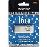 東芝 TOSHIBA  16GB USBフラッシュメモリ(TransMemory) USB2.0 Windows7/Mac対応 並行輸入
