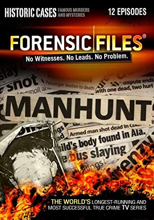 Forensic Files: Historic Cases (2 Disc Set)