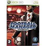 Football manager 2008par Sega