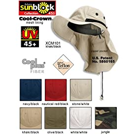 Extreme Condition Sun Hat (in STONE color)