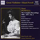 : The Complete Recordings of Maud Powell, Vol. 2