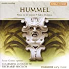 Hummel: Messe d-Moll / Salve regina