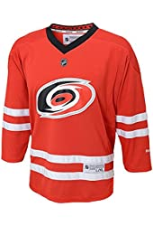 NHL Carolina Hurricanes Team Color Replica Jersey - R58Hwbgg Youth