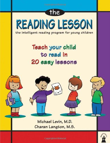 The Reading Lesson: Teach Your Child to Read in 20 Easy Lessons (Children Reading Program compare prices)