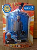 Exclusive Ood with glow in the dark eyes and translation orb (Doctor Who) action figure