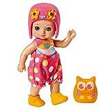 Toy - Zapf Creation 920213 - Mini Chou Chou Birdies, Elly Puppe