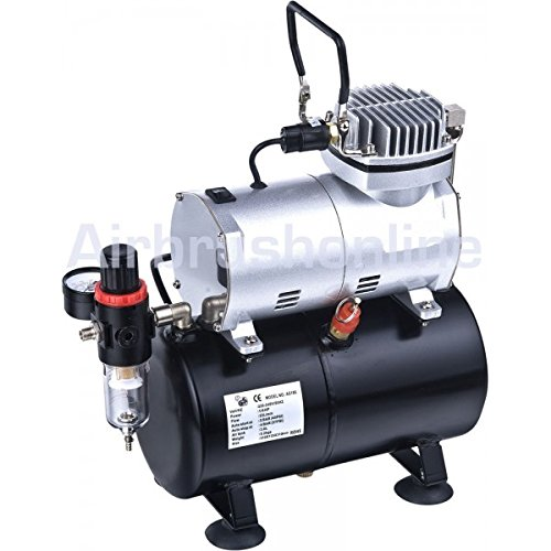 Airbrush Compressor Kit (AS186K)