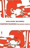echange, troc Guillaume Belhomme - Morton Feldman / For Bunita Marcus