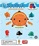 SEA MANIA RARES SET OF 10 VENDING SQUISHIE PENCIL TOPPERS