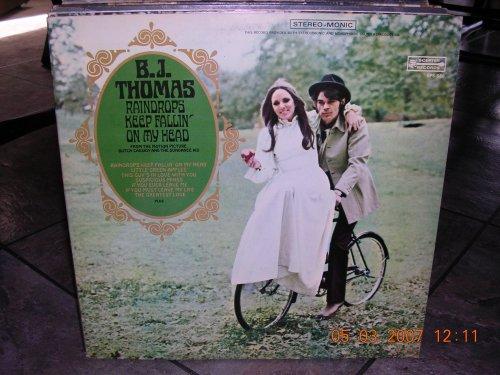 B.J. Thomas - Raindrops Keeps Falling On My Head - Zortam Music