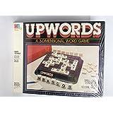 Upwords: A 3-Dimensional Word Game (1983) by Milton Bradley by Milton Bradley