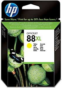 HP 88XL - Print cartridge - 1 x yellow - 1540 pages - blister