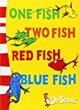 One Fish, Two Fish, Red Fish, Blue Fish: Blue Back Book (Dr Seuss - Blue Back Book) (Dr. Seuss Blue Back Books)