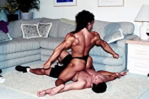 Women's Topless Wrestling - LSP-PP195 - Bad Boy Gets a Beating - Annie Rivieccio and Steve