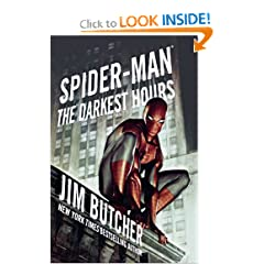 Spider-Man: The Darkest Hours (Spider-Man (Pocket Star)) by Jim Butcher