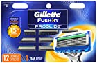 Gillette Proglide Billboard Pack Cartridges 12 Count
