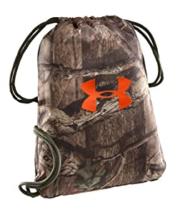 Under Armour UA Camo Sackpack One Size Fits All Mossy Oak Break-Up Infinity