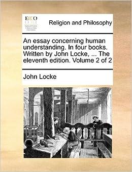 an essay concerning human understanding chapter 4