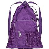 Speedo Deluxe Ventilator Mesh Bag Prism Violet