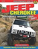Jeep Cherokee Performance Upgrades: 1984-2001