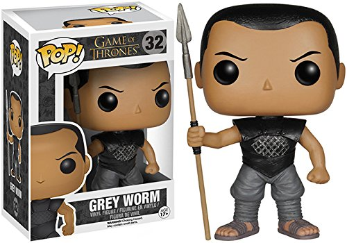 Game of Thrones Grey Worm Pop! Vinyl Figure - 1