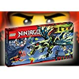 2015 NEW Lego Ninjago Attack Of The Morro Dragon - 70736