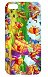 Winnie the Pooh Cartoon Fashion Hard back cover skin case for apple iphone 5 5s 5g 5th generation-i5wtp1004