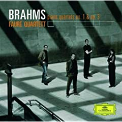 Johannes Brahms: Piano Quartet No.3 in C minor, Op.60 - 2. Scherzo (Allegro)