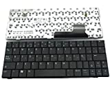 Clublaptop Laptop Keyboard For Dell MINI 9, INSPIRON 910, VOSTRO A90 SERIES Black (US) 3 Months Warranty