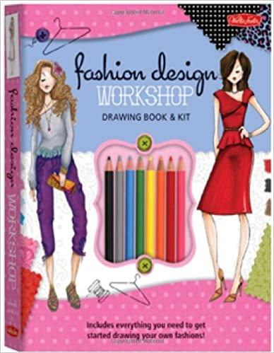 Amazon Fashion Design Books Fashion Design Workshop