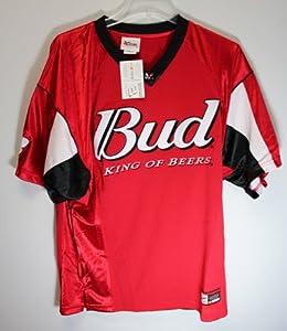 Dale Earnhardt Jr. Budweiser Jersey Large by Motorsport Authentics
