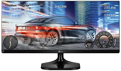 LG IT Products 29UM58-P.AEU 73,7 cm (29 Zoll) LED Monitor (HDMI)