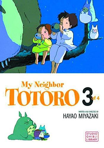 MY NEIGHBOR TOTORO FILM COMIC GN VOL 03 (C: 1-0-0)