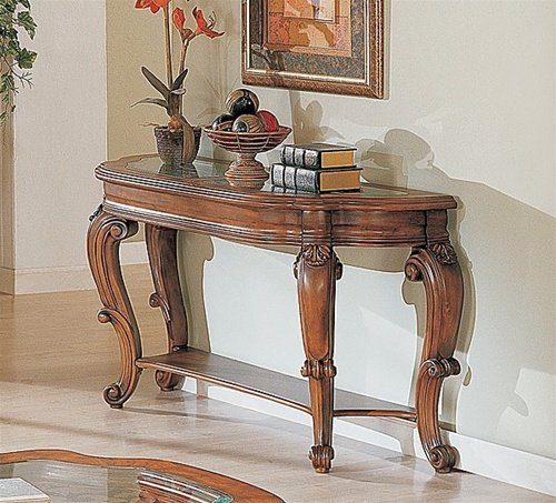 Cheap French Provincial Occasional Console Sofa Table – Coaster Co. (B003XR6286)