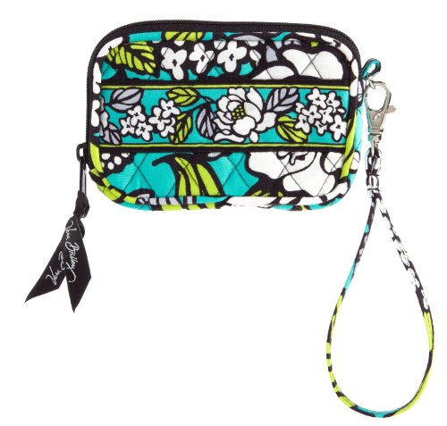 Vera Bradley Tech Case In Island Blooms front-415365