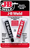 J-B Weld 8265S Original Steel Reinforced Epoxy Twin Pack - 2 oz