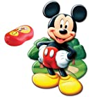 Disney Mickey Mouse Wall Friend - TV Cartoon Talking Room Light With Remote