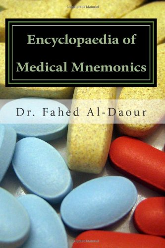 Encyclopaedia Of Medical Mnemonics: An Aid To The Medical Memory