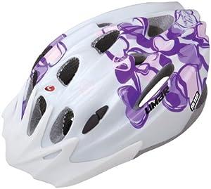 Limar 515 Bike Helmet, White Hearts, Medium