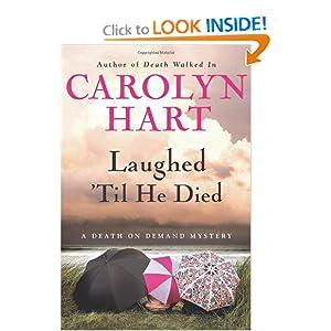 Laughed 'Til He Died - Carolyn Hart