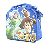 Disney Toy Story Lunch Bag w/ Sport Bottle - Blue
