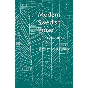 Modern Swedish Prose in Translation (Minnesota Archive Editions) Karl Erik Lagerlof